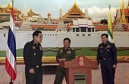 The New Thailand-Myanmar Axis