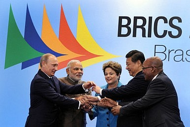 The BRICS Bank and China's Economic Statecraft