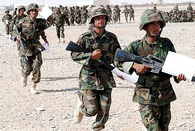 Is the Afghan Army Prepared for 2015?
