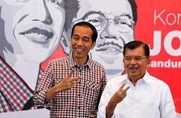 Is Jokowi's Victory Good for Australia?