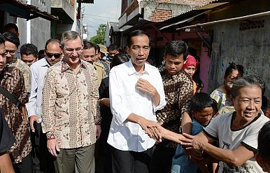 Jokowi's First Week as Indonesia's President-Elect