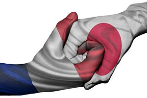 Japan, France to Enhance Defense Cooperation