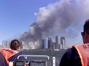 How the Coast Guard Evacuated Southern Manhattan on 9/11
