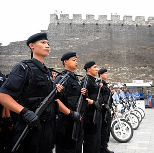 China Is Losing War on Terror