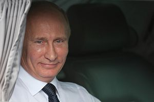 Why China's Love for Putin Is Dangerous