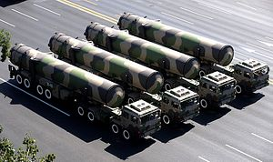 Is China Preparing MIRVed Ballistic Missiles?