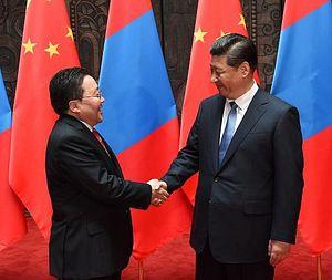 Xi Jinping to Visit Mongolia