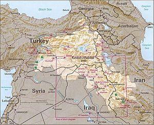 Can China Stomach an Independent Kurdistan?