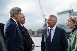The Australia-US Alliance Grows Ever Closer