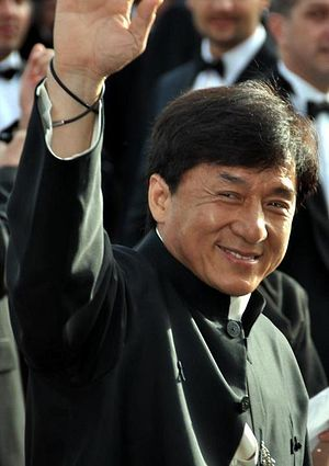 China Arrests Jackie Chan's Son for Drugs