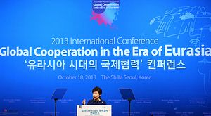 South Korea's Eurasia Ambitions