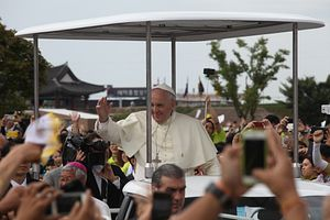 Pope Francis: Modest Diplomatic Gains in Asia