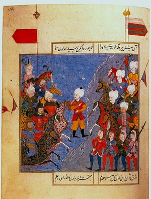 This 16th Century Battle Created the Modern Middle East