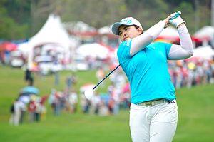 Inbee Park Ends Asian Golf Drought