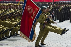 Why North Korea Will Stick Around For a While