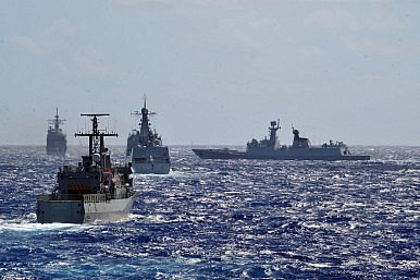China's RIMPAC Spying: Having Your Cake and Eating It Too