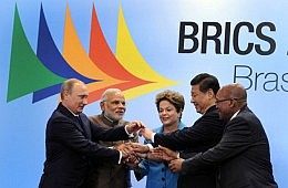 India Needs More Than BRICS