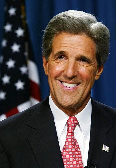 John Kerry Meets Narendra Modi