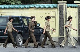 High Heels Are All the Rage in North Korea