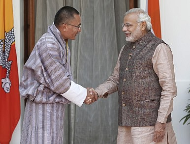 Bhutan and the Great Power Tussle