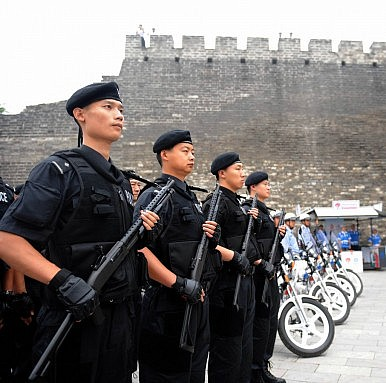China Is Losing War on Terror