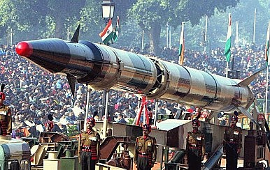 The Agni-V and India's ICBM Strategy
