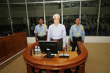 Khmer Rouge Leaders Guilty of War Crimes, Jailed for Life