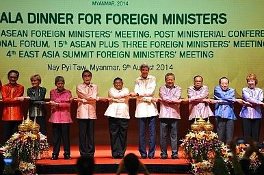 US and China's Dueling Visions of ASEAN