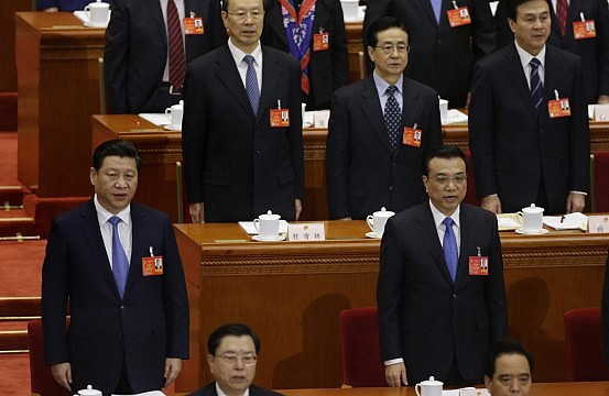 China's Political Spectrum under Xi Jinping