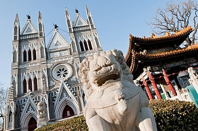 Why China Fears Christianity