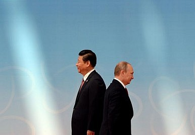 Following Sanctions, Russia Turns to China for Defense and Aerospace Equipment