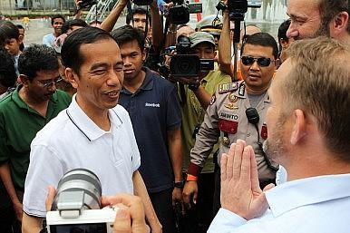 Joko Looks to Japan to Boost Indonesia's Regional Influence