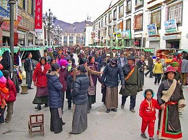 Tibet: Reality vs Morality