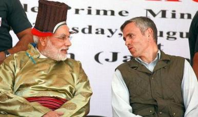 During Kashmir Visit, Modi Slams Pakistan's 'Proxy War'