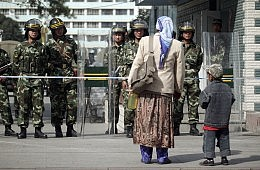 Empire and the Rising Violence in Xinjiang