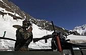 India-China Border Engagement