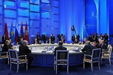 Will Sanctions Stymie Russia's Resurgence in Central Asia?