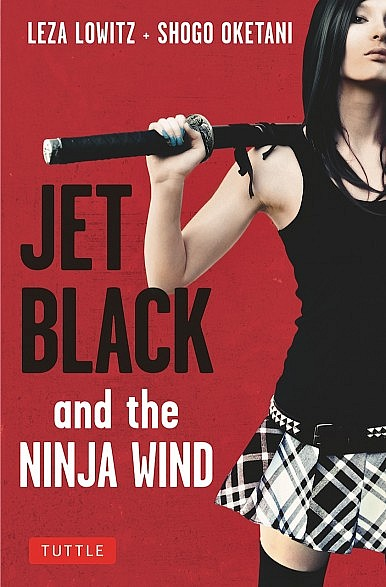 Jet Black and the Ninja Wind: Slice-and-Dice of a Japanese Myth
