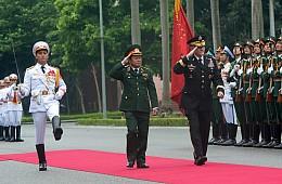 America's 'Military First' Asia Pivot