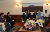 Modi Set to Visit Abe in Japan On Aug 31