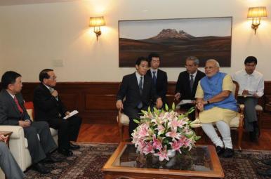 Modi Set to Visit Abe in Japan On Aug 31