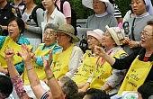 Pope Francis Meets Korean 'Comfort Women'