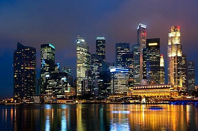 Size Doesn't Matter for Asia's Influential Cities