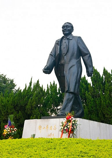 Deng Xiaoping: Xi's Political Role Model
