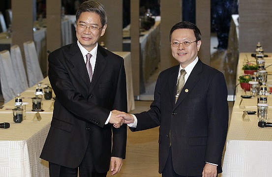 Human Rights and Cross-Strait Relations