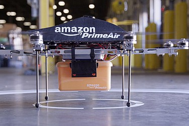 Amazon Will Test Drone Delivery System in India