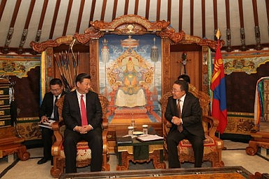 Xi in Mongolia: Trade, Security, and Neighborhood Diplomacy