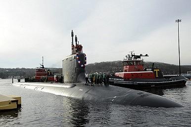 US Submarine Fleet to Decrease by 25%