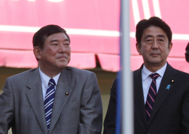 Key Misfire for Abe's New Cabinet