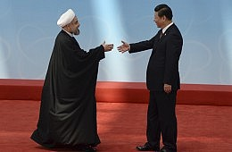 Iran Looks East, China Pivots West